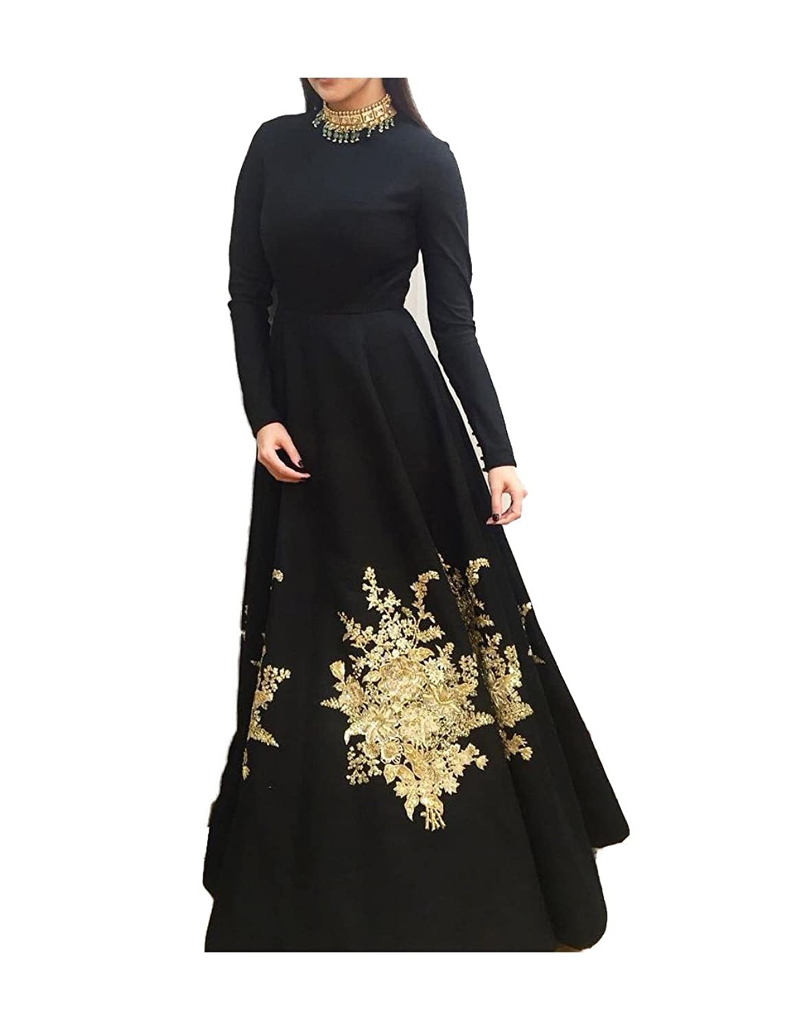 Deals on Royal Export Women's Bangalori Silk Gown