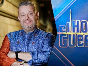 Recibimos en 'El Hormiguero 3.0' al cocinero y presentador Alberto Chicote