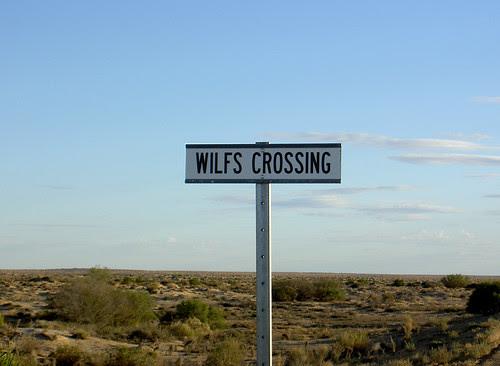 Wilf's Crossing