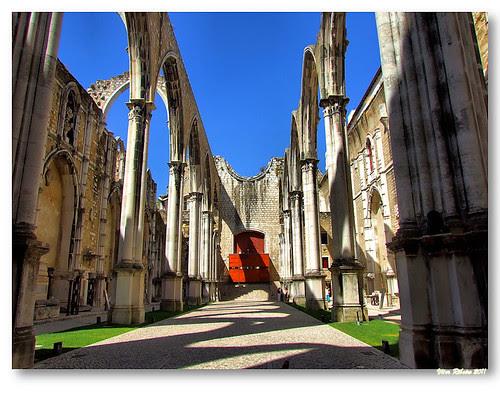 Ruínas do Convento do Carmo #6 by VRfoto