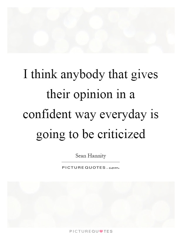 Giving Opinions Quotes Sayings Giving Opinions Picture Quotes