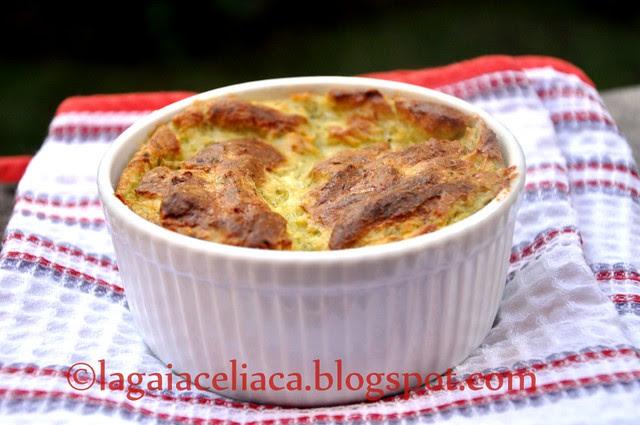 sformato patate e fagiolini
