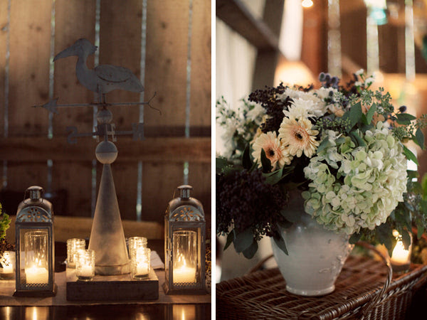 Ideas for a Elegant Country Wedding Rustic Wedding Chic