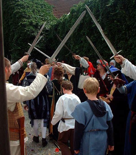 Wedding Theme Inspiration: A Norse Viking Wedding   Nearlyweds