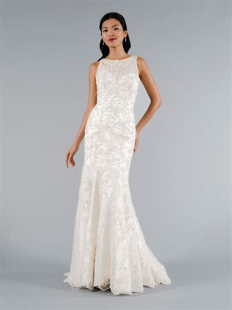 MZ2 by Mark Zunino gown, included in October 7th Sample