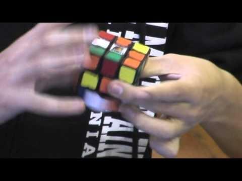Cubo di Rubik nuovo record 6.24 secondi
