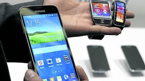 El nuevo Galaxy S5 trae un lector de huellas digitales