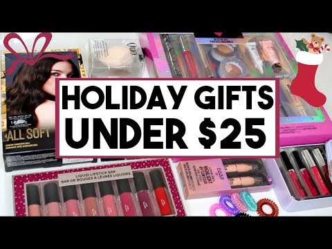 Best Holiday Gifts Under $25 + Garnier Giveaway!