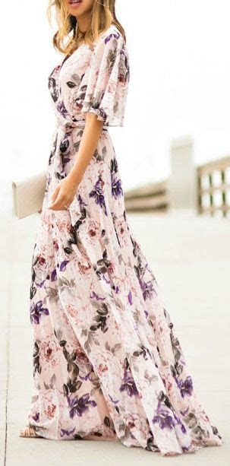 flowy dresses ideas  pinterest long dresses