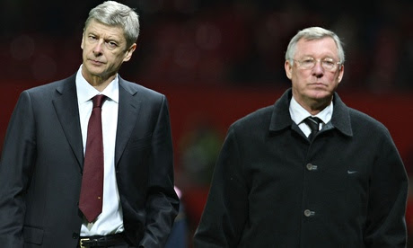 Sir Alex Ferguson Pays Tribute to Arsene Wenger.