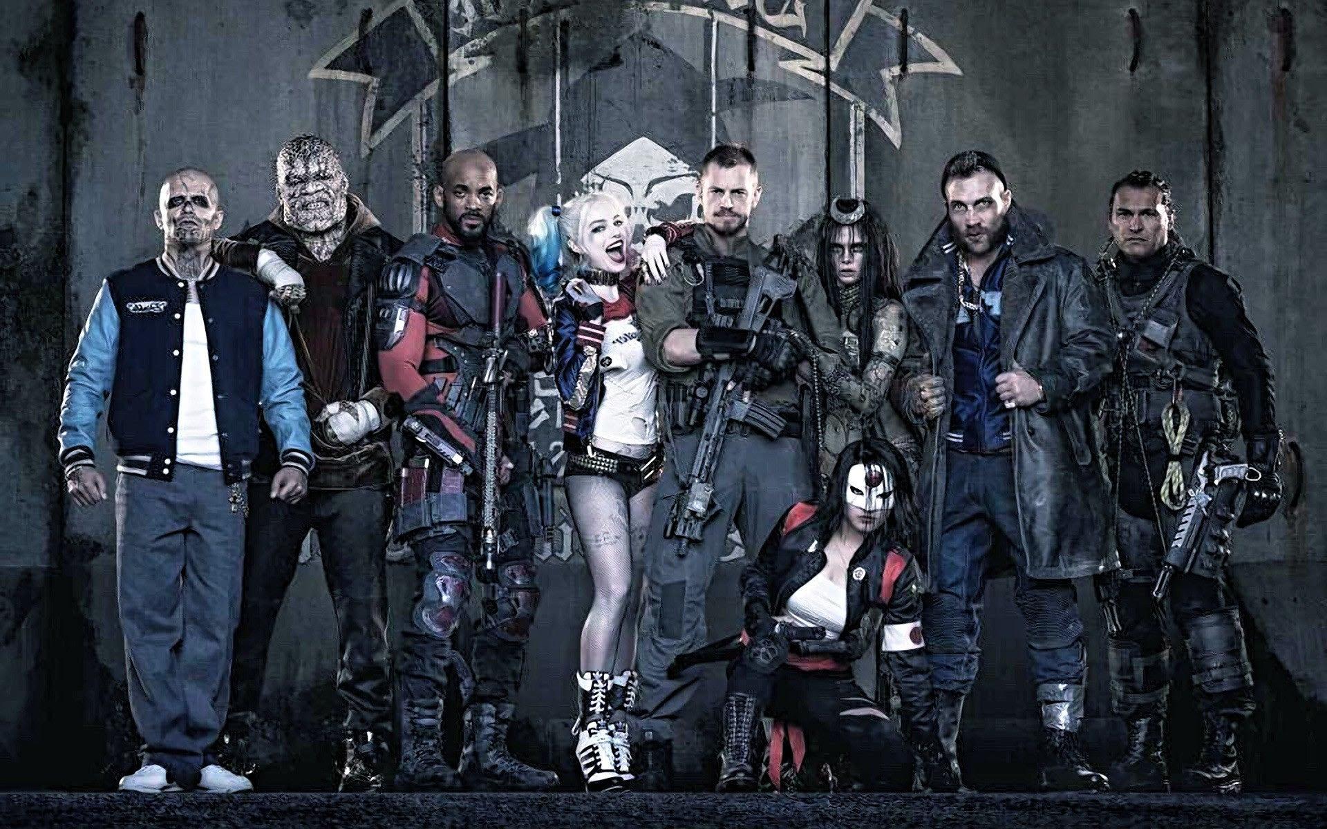 יחידת המתאבדים יתאים לגילאי 13+ וגם סוגיית ה-IMAX של הסרט נפתרה