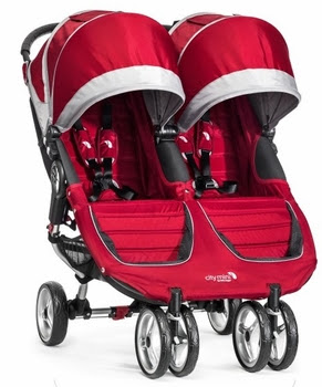 Baby Jogger City Mini Double 2014