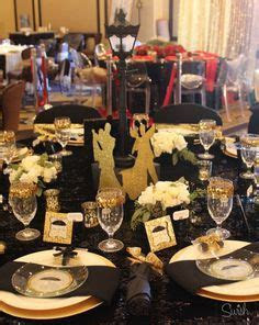 """Beautiful Tablescape """"Singing in the Rain"""" Theme Bash"""