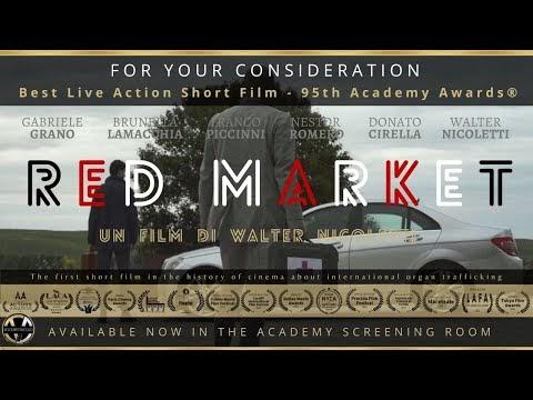 Cinema, Walter Nicoletti torna alla regia con 'Red Market'