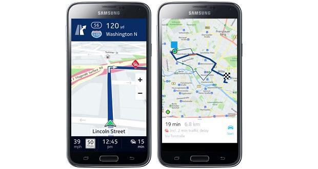 HERE Maps para Android será exclusivo da Samsung