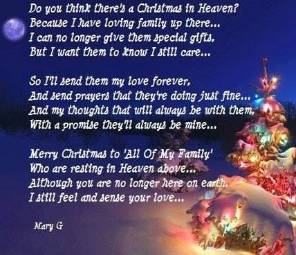 Christmas In Heaven Pictures Photos And Images For Facebook