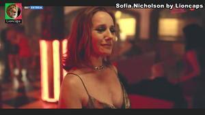 Sofia Nicholson super sensual na serie Luz Vermelha