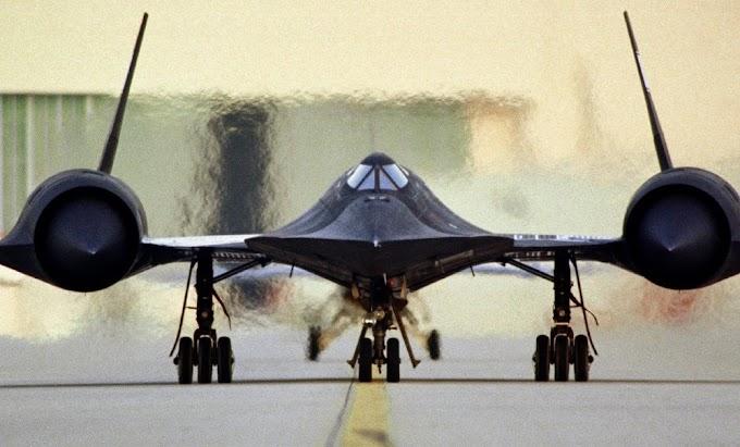Quando a Coreia do Norte tentou abater o avião espião SR-71