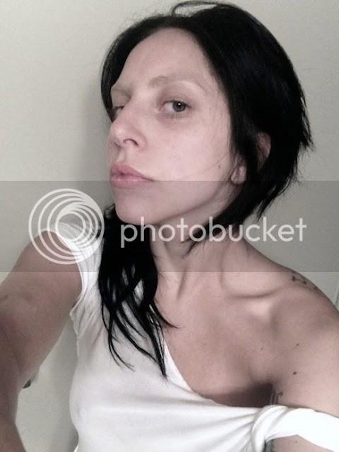 lady gaga al naturale su littlemonsters.com