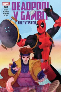 Image result for Deadpool V Gambit 4
