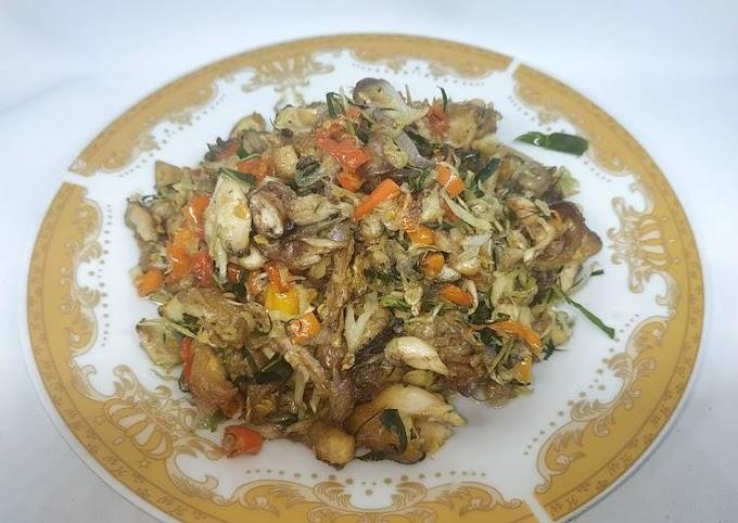 Resep Ayam Sambel Matah Khas Bali Cita Rasa Tinggi