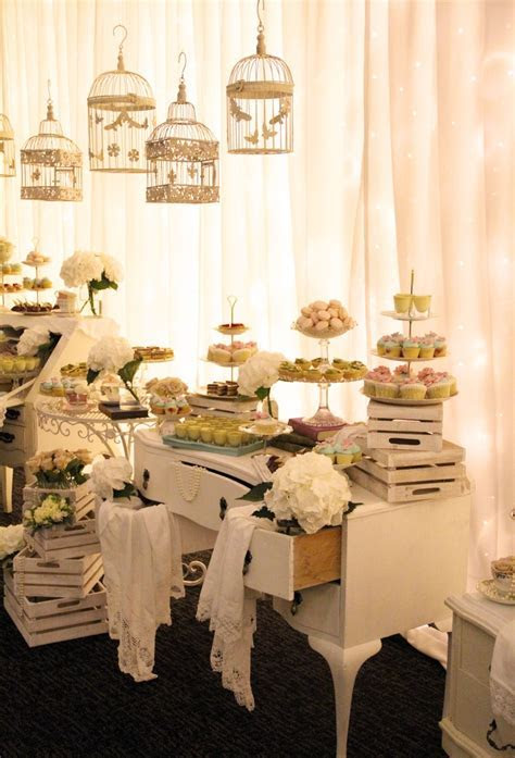 Mr & Mrs Luong's Shabby Chic Dessert table   My work