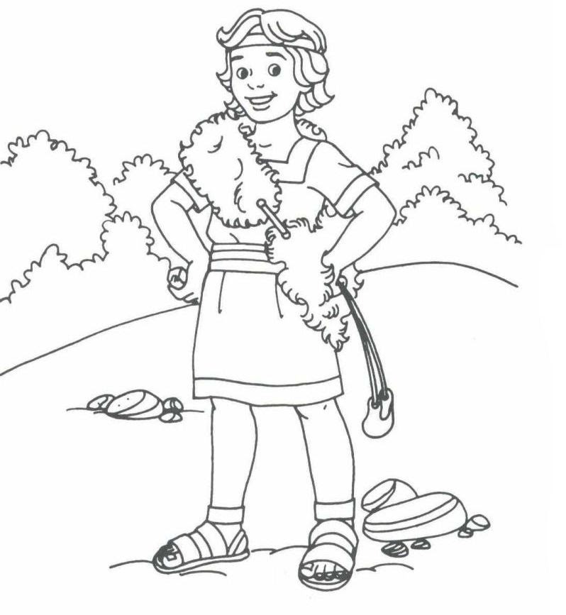 710 Colouring Pages Of Bible Characters Pictures