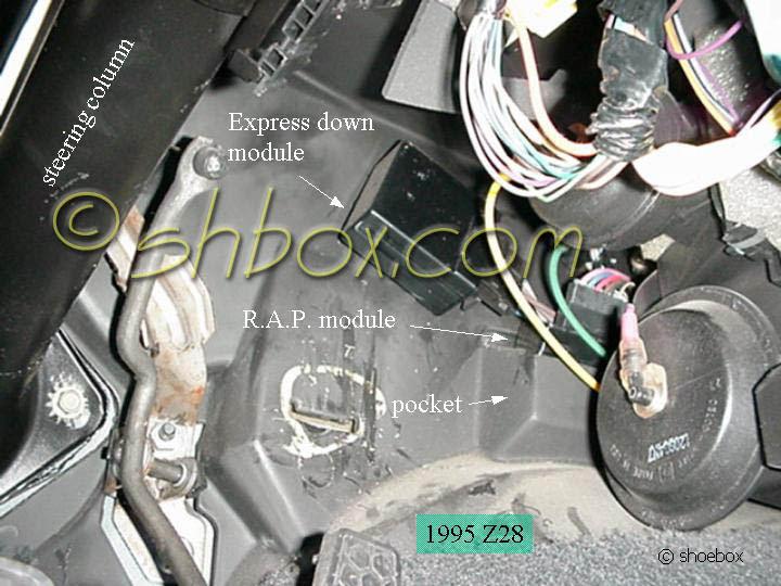 Power Window Power Issue Camaroz28 Com Message Board