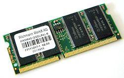 Memória SRAM de 64MB