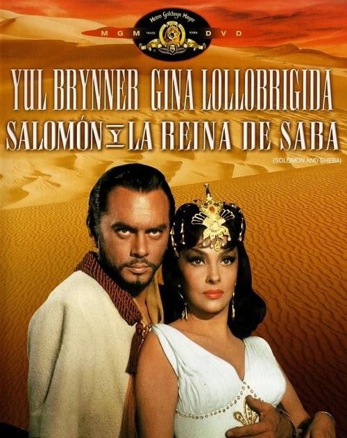 Descargar Salomón Y La Reina De Saba 1959 Ver Película Online Castellano Gratis