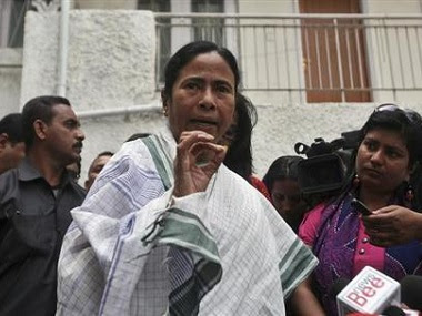 File image of West Bengal chief minister Mamata Banerjee. Reuters