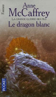 Couverture La Ballade de Pern, tome 03 : Le Dragon blanc
