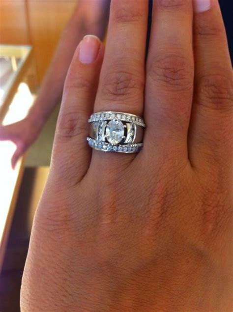 Best 25  Thick wedding bands ideas on Pinterest   Wide