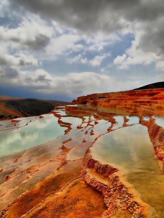 Soort Spring, Mazandaran