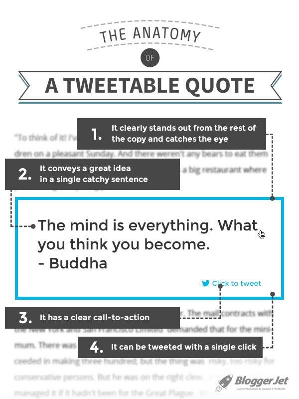 How To Create Tweetable Quotes That Make Your Readers Tweet More