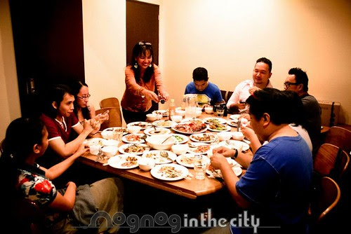 Manila Bloggers Meet Up in Mao Jia Hunan Cuisine