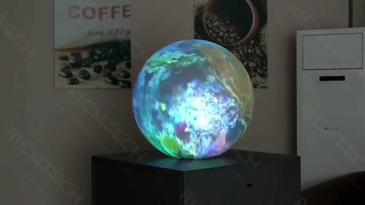 Projection Globe Projection Ball From Richtech System