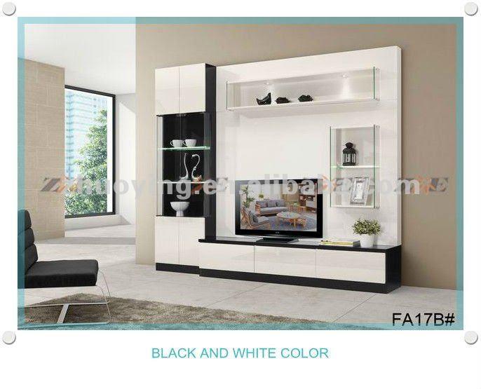 Modern Furniture Lcd Tv Cabinet Design Fa17# - Buy Lcd Tv Cabinet ...