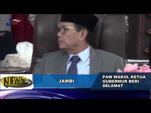 PAW Wakil Ketua DPRD, Gubernur Beri Ucapan Selamat