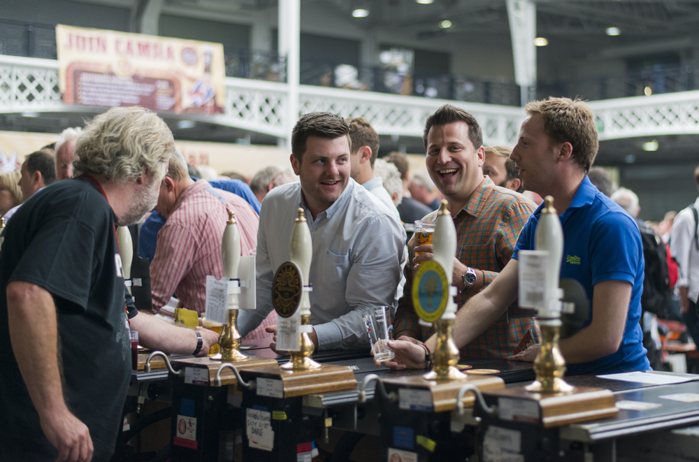 The Great British Beer Festival returns to Olympia London