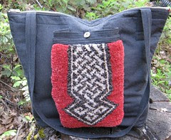 celtic project bag