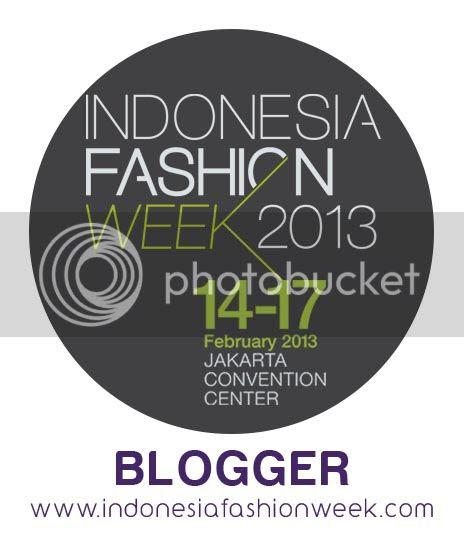 Blogger Indonesia Fashion Week 2013