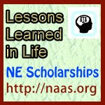 Lessons Learned in Life Scholarships for Nebraska students