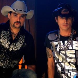 A dupla Edson e Hudson (à dir), que voltou em novembro de 2011
