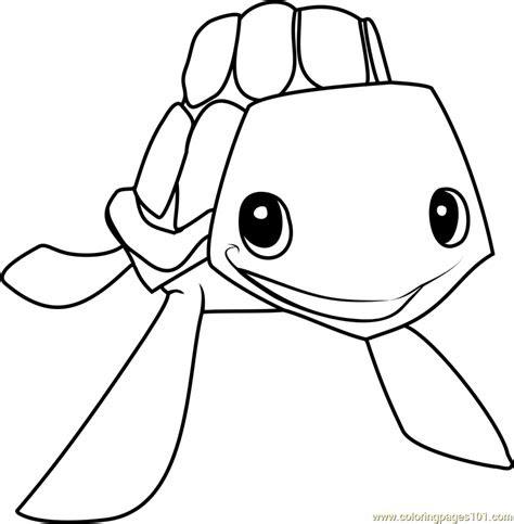 sea turtle animal jam coloring page  animal jam