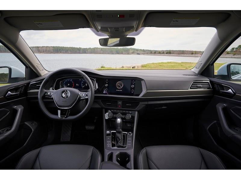 Jetta Car Interior