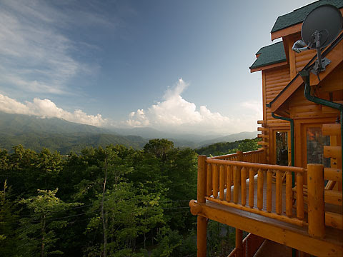 Smoky Mountain Cabins Rent Gatlinburg Pigeon Forge El Real Estate