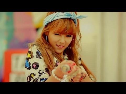 dopo gangnam style: hyuna torna con ice cream