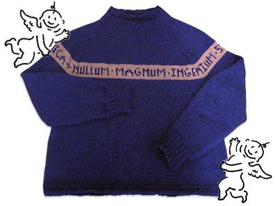 Seneca Sweater, Complete