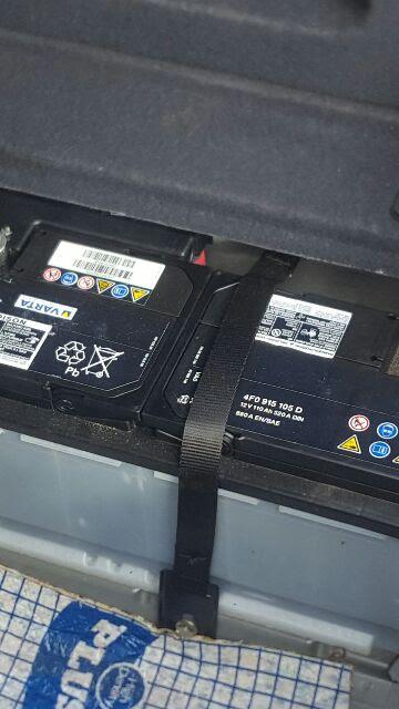 2006 Audi A6 Battery Coding - Car Audi